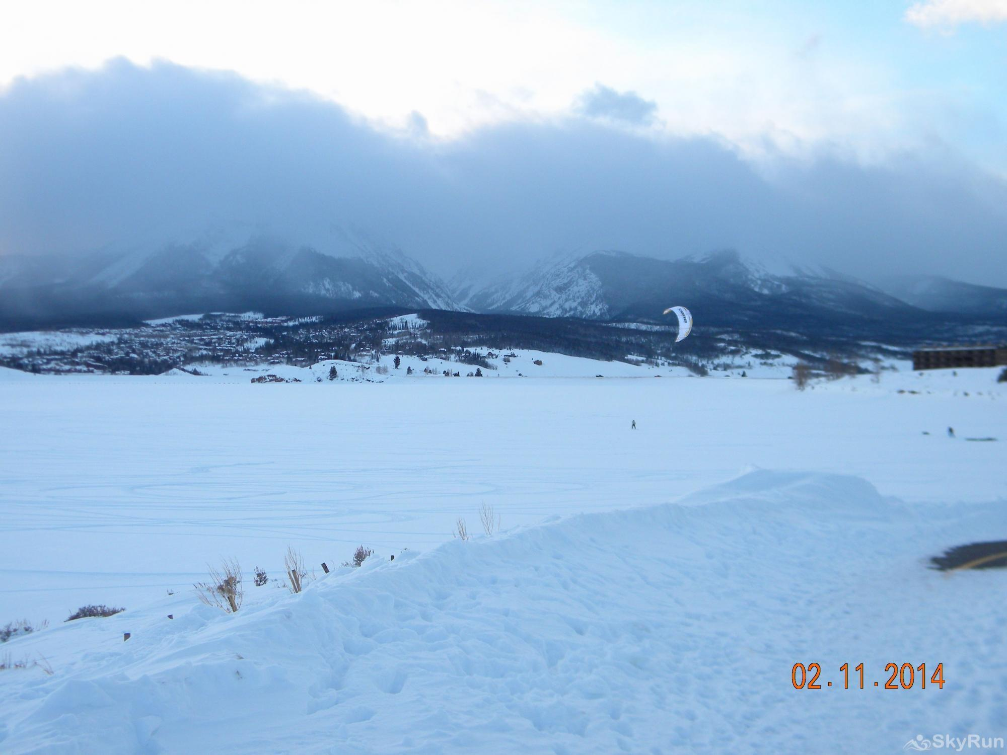 B101 WaterTower Place 2BR 2BA Winter Activities on Lake Dillon