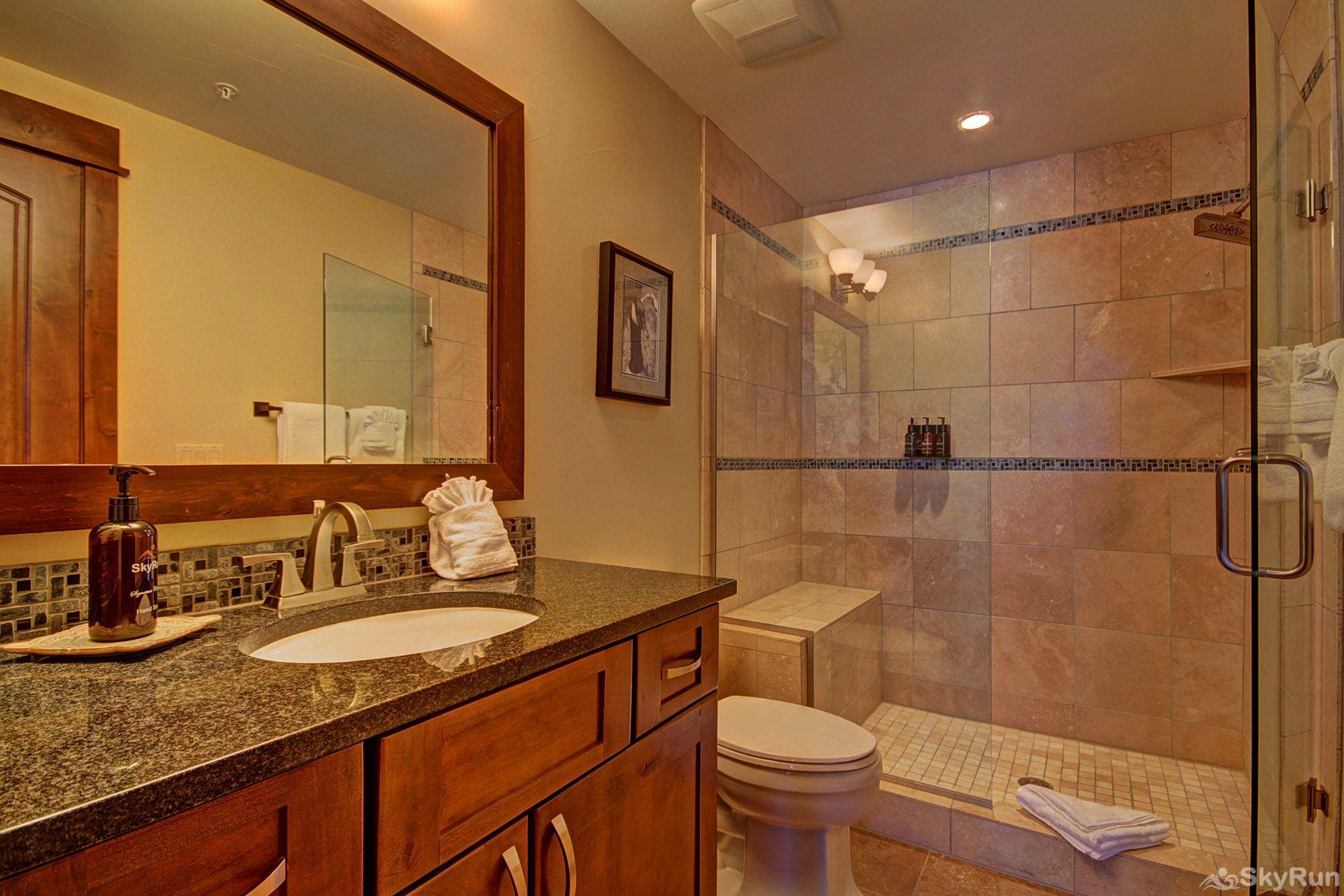 B101 WaterTower Place 2BR 2BA Guest Bathroom