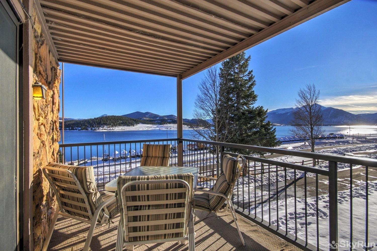 A208 Lake Cliffe Condos  2BR 2BA Large private deck