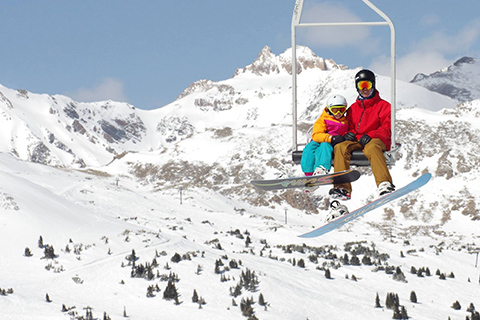 Loveland Ski Lift Ticket