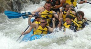 Rafting discounts